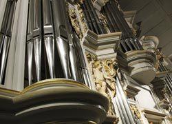 Impression zur Orgeltour