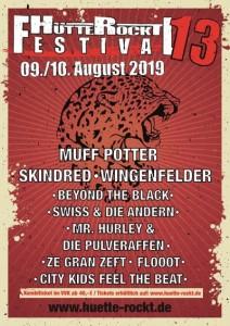 Hütte Rockt 2019