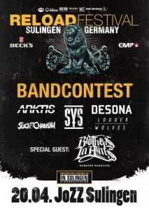 Reload Bandcontest 2019