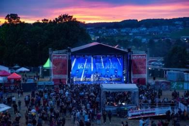 Hütte Rockt Festival 2019 - Freitag